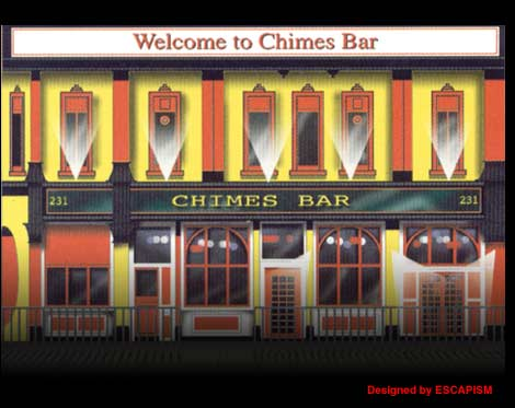 Chimes Bar, Lower Clapton Road Hackney