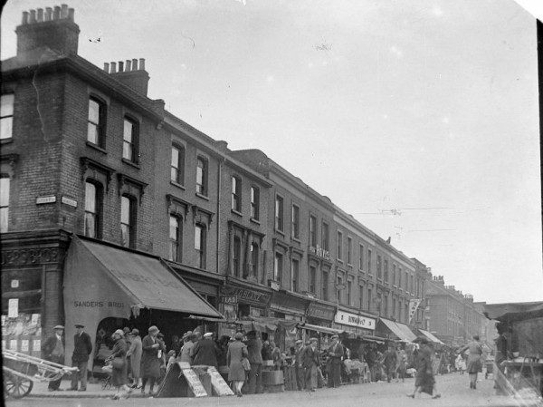 Chatsworth Road, West