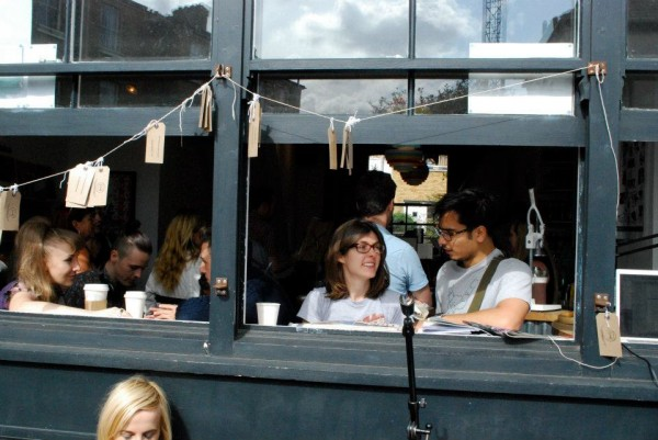 London Fields Radio and Wilton Way Cafe