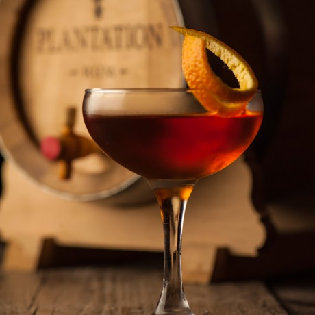 PortSide Parlour: East London's first pop-up rum bar