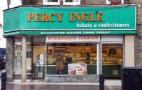Percy Ingle's History