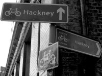 Hackney wins top transport award for its pioneering cycle schemes.