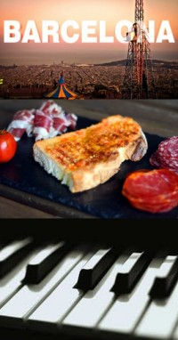 NEW CATALAN EXPERIENCE! FOOD AND LIVE MUSIC!