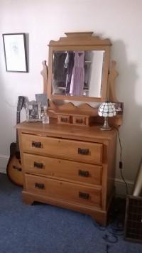 1910 Edwardian dresser for sale