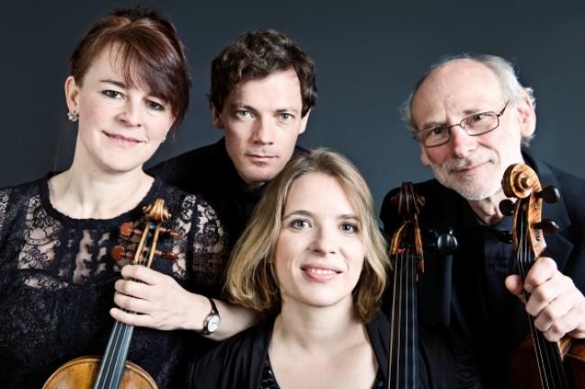 Fitzwilliam String Quartet comes to Sutton House
