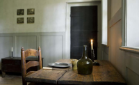 Visit the Restored Historic Almshouse