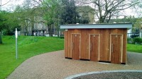 New loos on London Fields