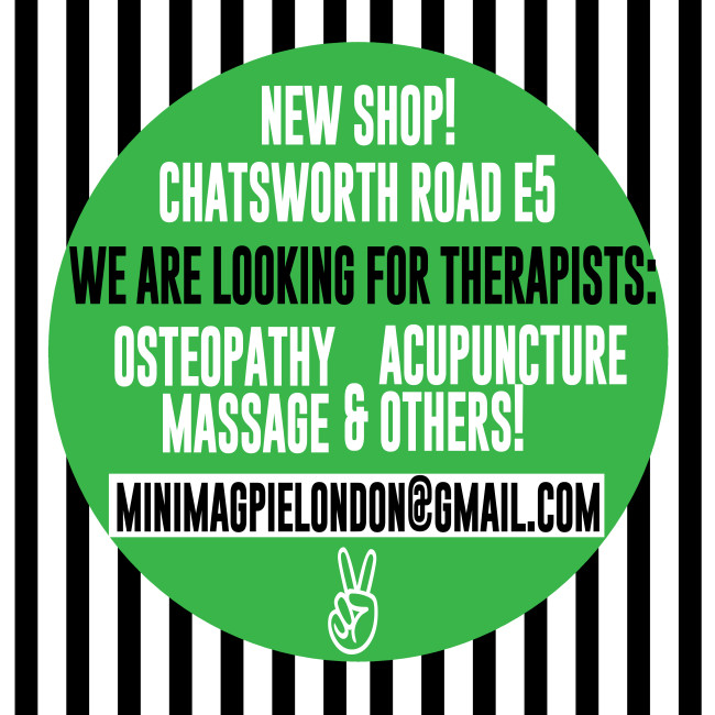 Therapy Room to Rent By The Day, Chatsworth Road, E5