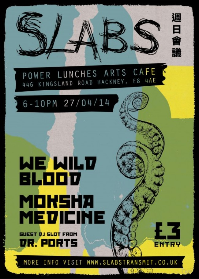 SLABS host @ Power Lunches