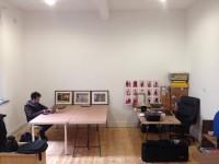 Desks in Round Chapel Studios Coworking space