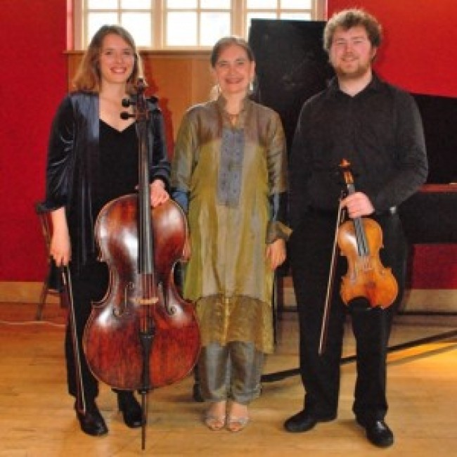 The popular Roskell Piano Trio returns to Sutton House
