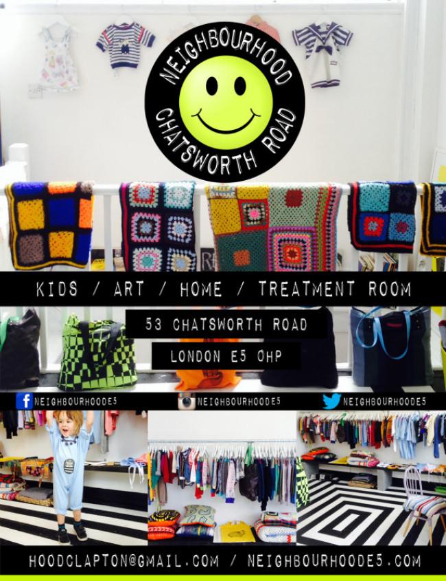 Neighbourhood Shop is OPEN!!