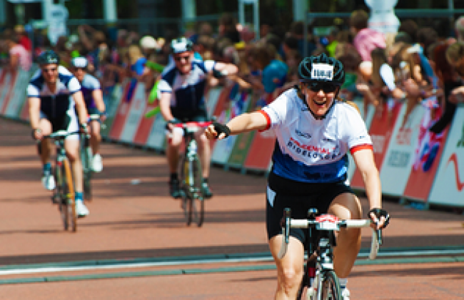 Places in the RideLondon-Surrey 100