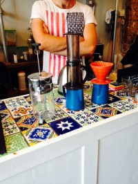 Home Coffee Brewing Course at Yellow Warbler Speciality Coffee Shop