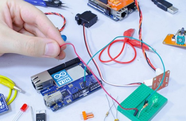 Arduino Tour, IoT: London, September 21st, 2014