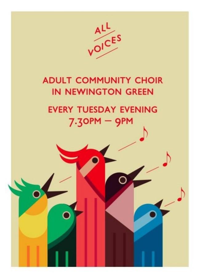 All Voices Hackney and Islington Community Choir