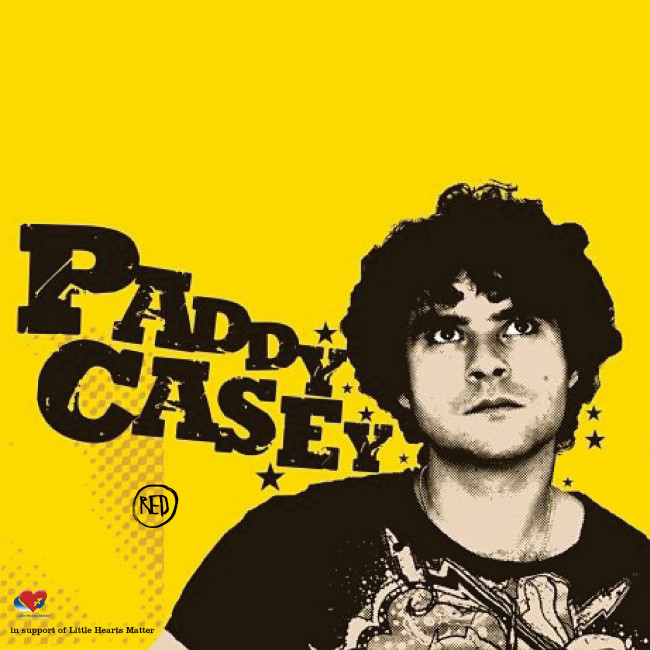 PADDY CASEY LIVE IN HACKNEY